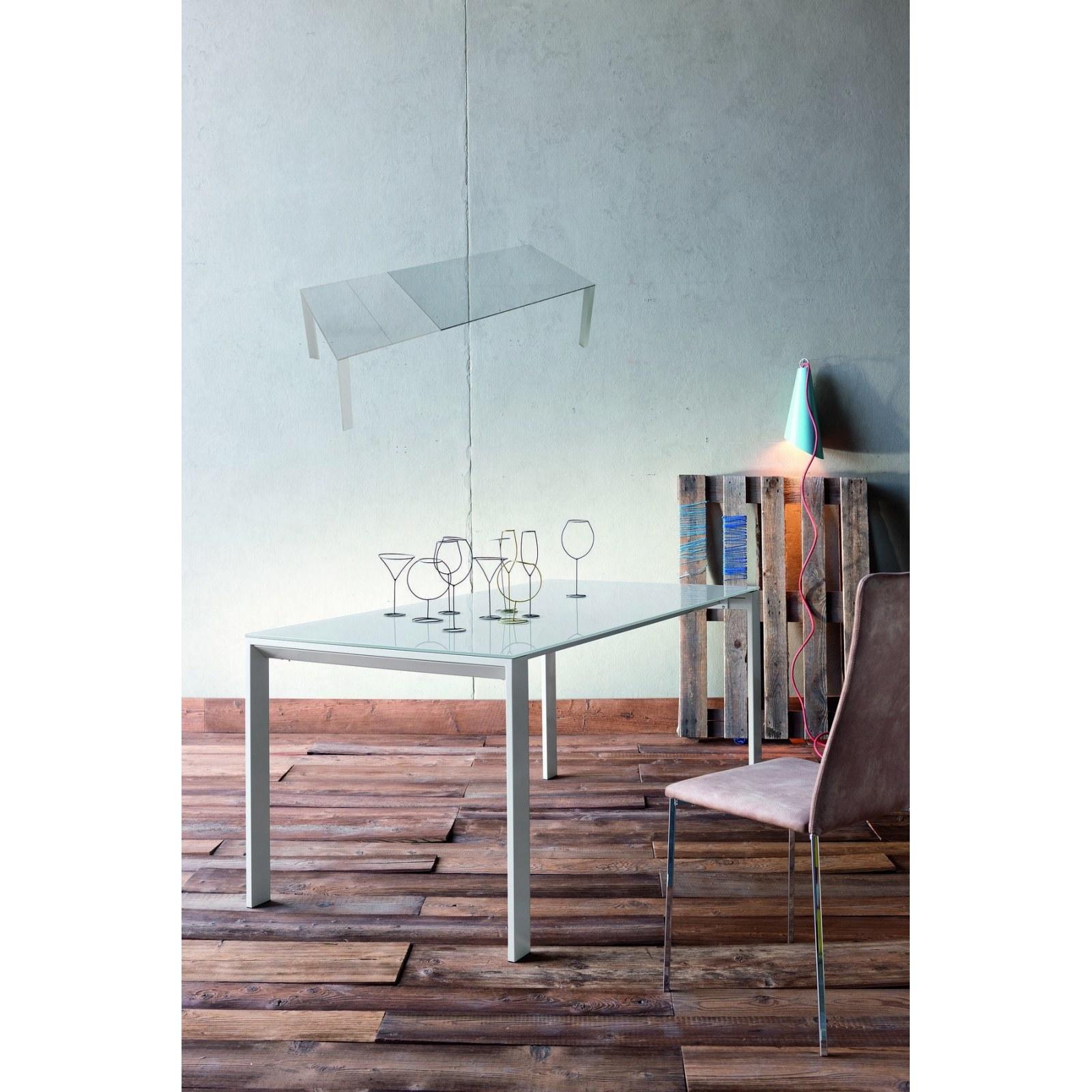 Tavolo fusion la casa moderna mariotti casa for La casa moderna