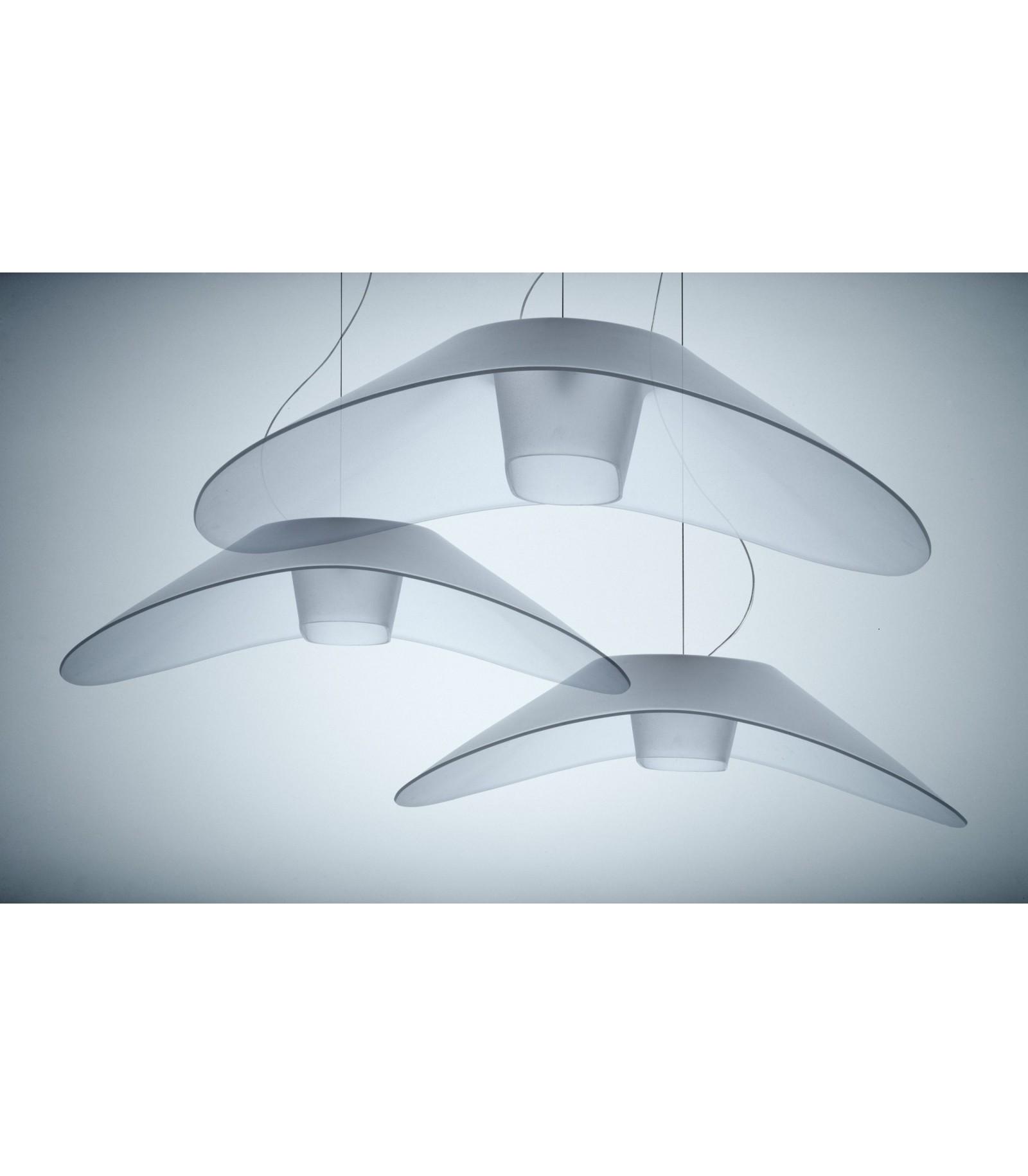 Fl Y Lampade A Sospensione Kartell Di Design In Bianco E ...
