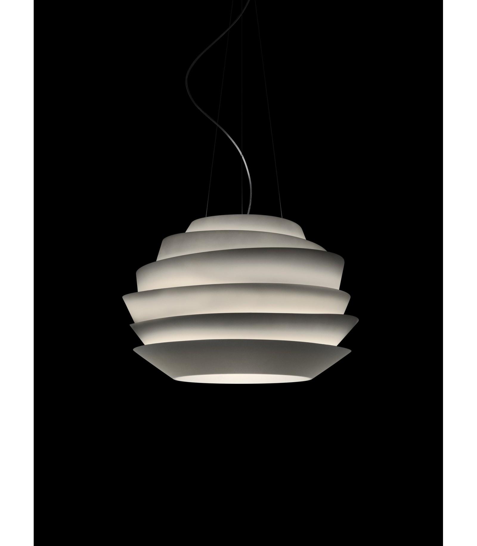 lampada foscarini le soleil sospensione. Black Bedroom Furniture Sets. Home Design Ideas
