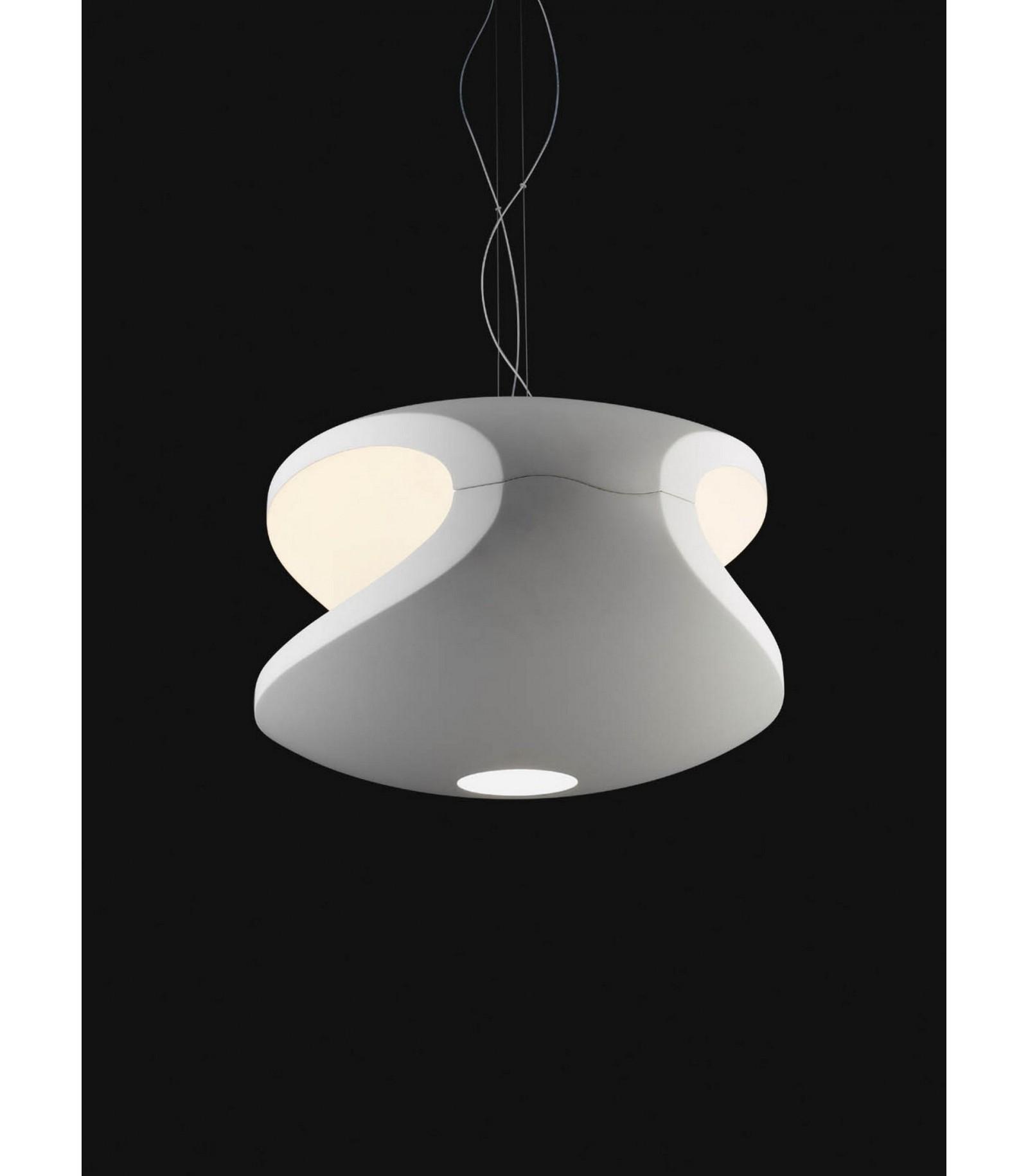 lampada foscarini o-space sospensione
