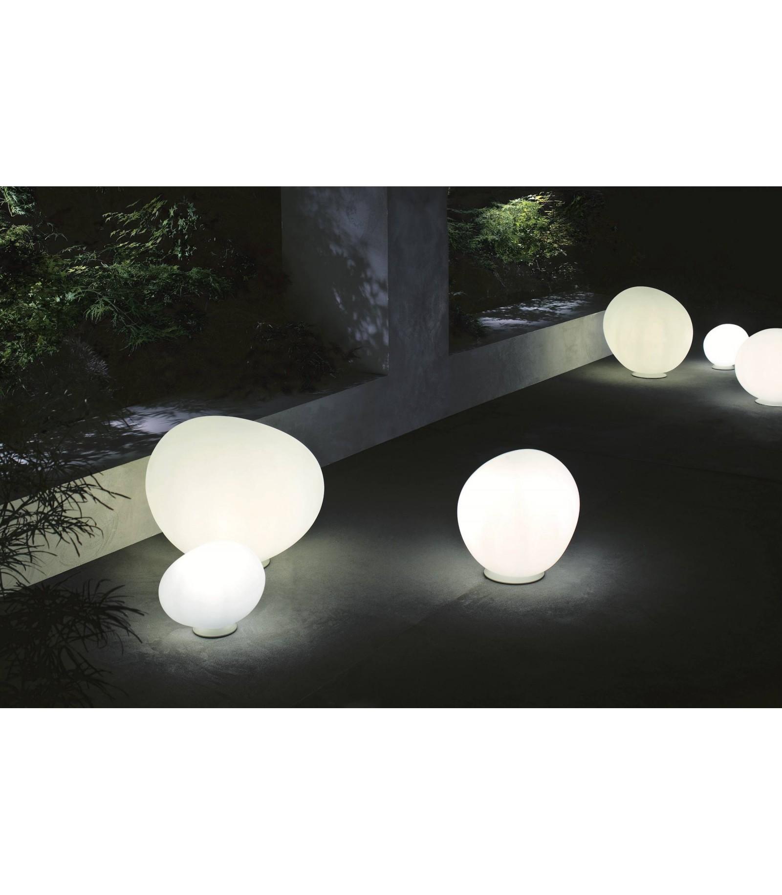 Lampada da esterno foscarini gregg outdoor - Lampade da giardino da terra ...