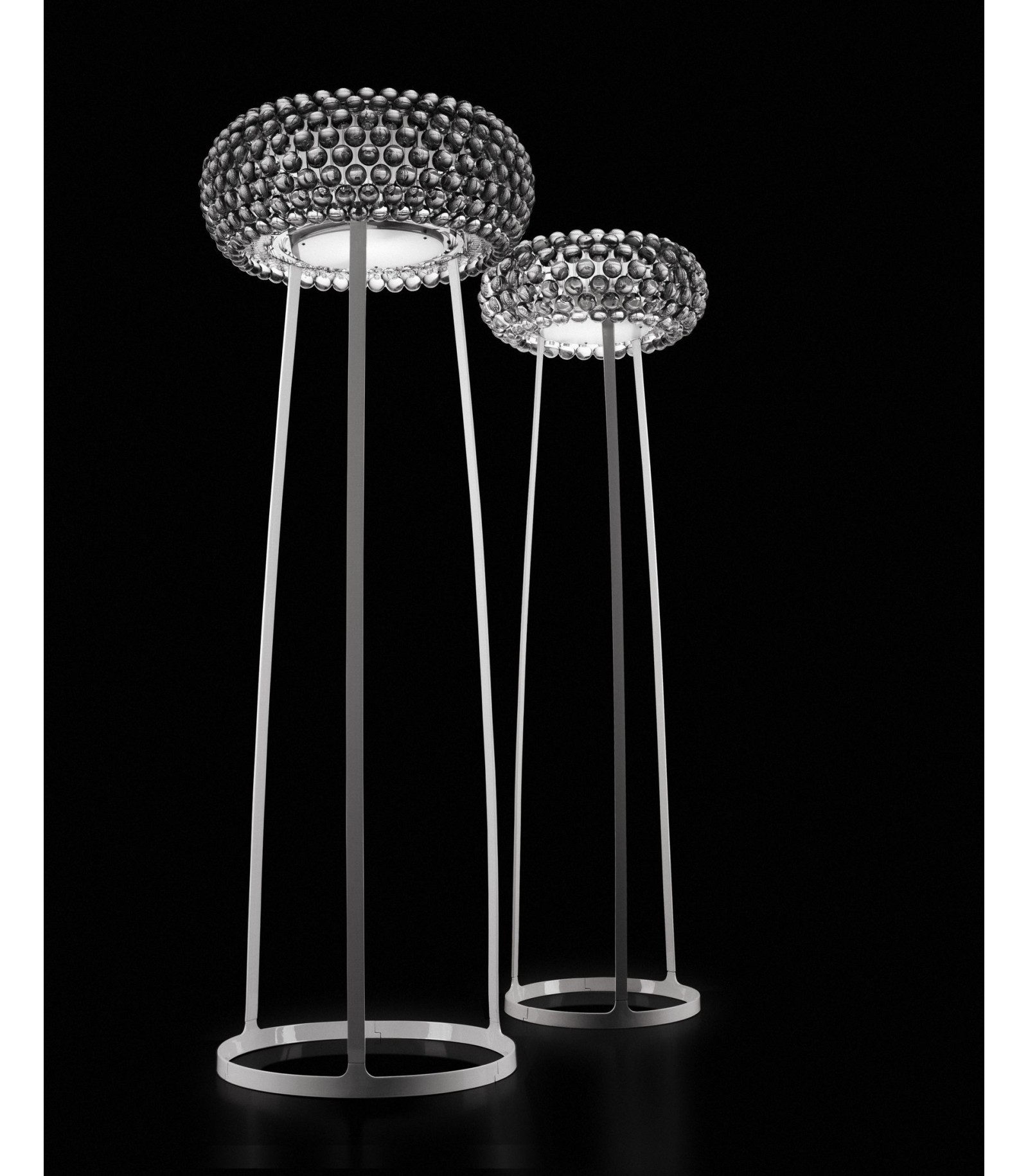 foscarini caboche lampada a terra in vendita online. Black Bedroom Furniture Sets. Home Design Ideas