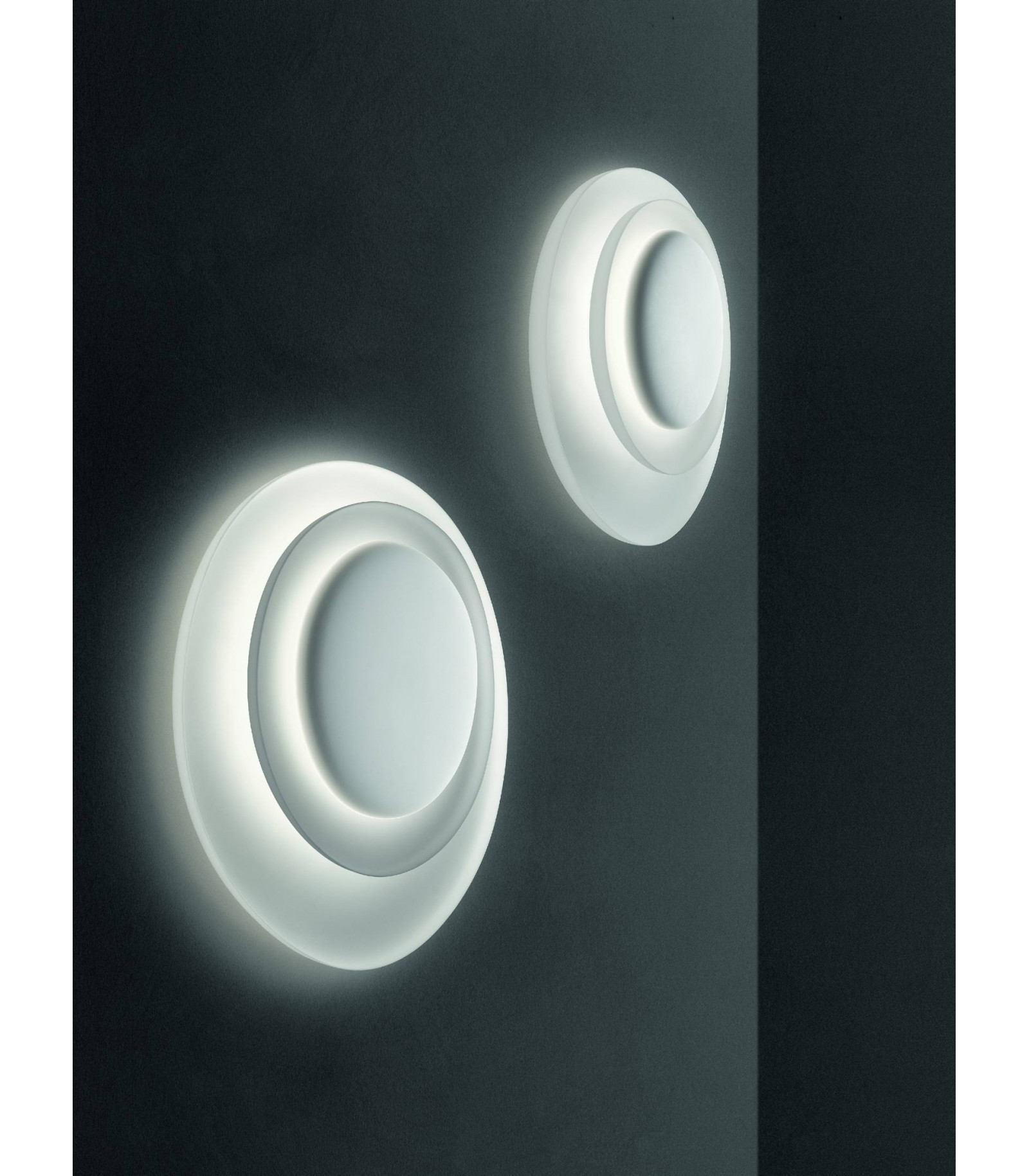 Lampada da parete foscarini bahia - Lampade a parete design ...