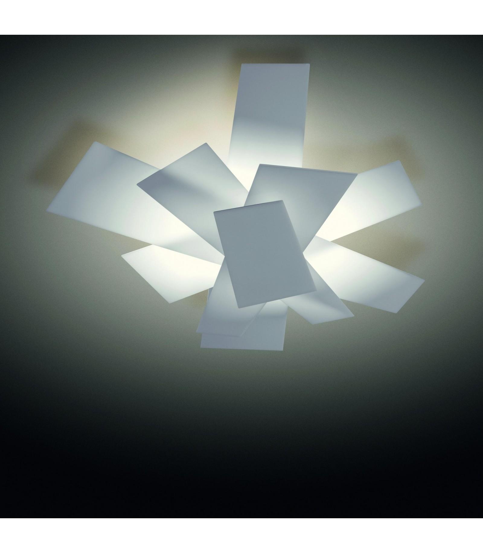 Lampada da parete foscarini big bang - Lampada da parete design ...