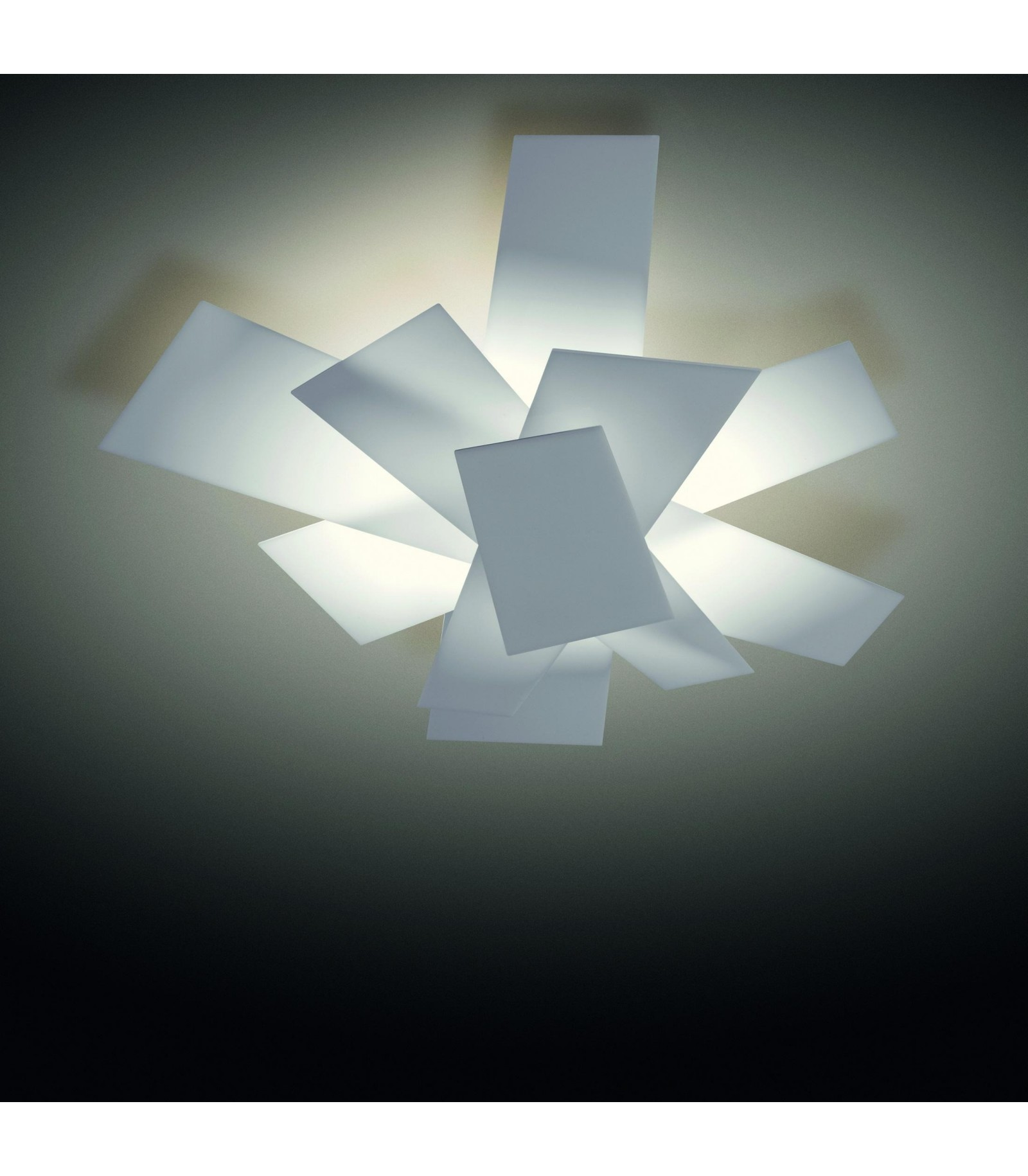 Lampada da parete foscarini big bang - Lampade da muro design ...