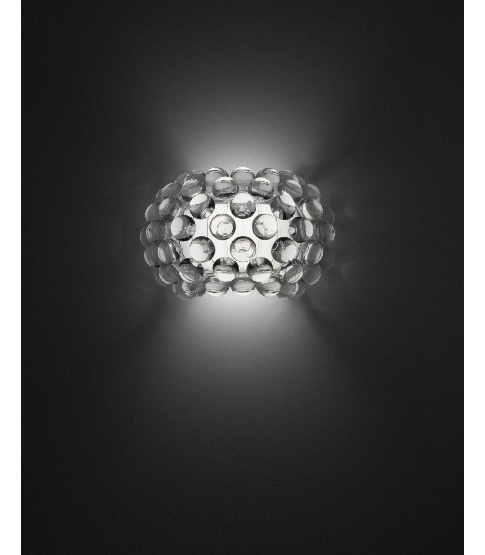 Lampada da parete foscarini caboche for Lampade da parete design economiche