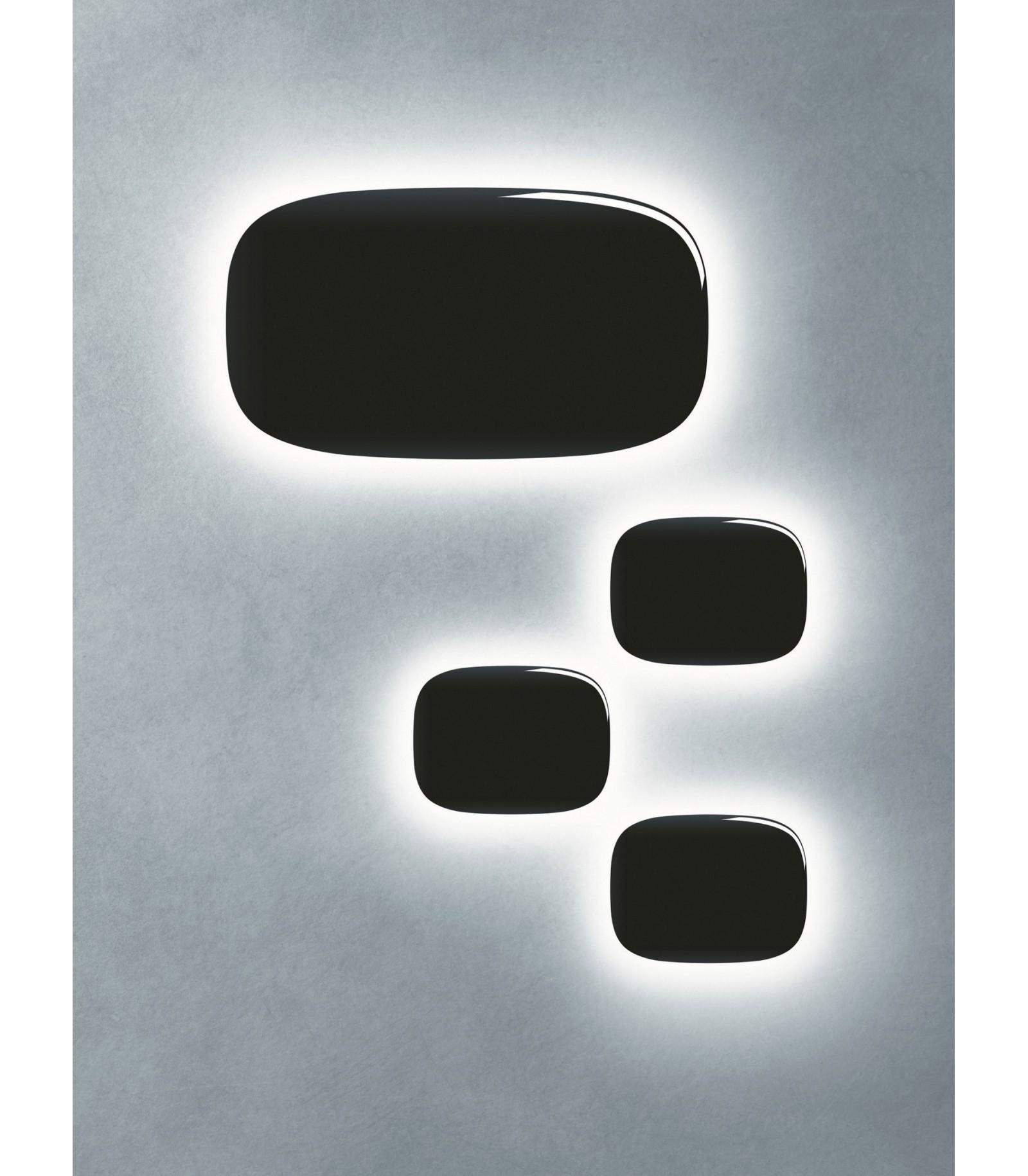 Lampada Cemento Foscarini: Moderno gt foscarini aplomb mini lampada sospensione cemento d cm.