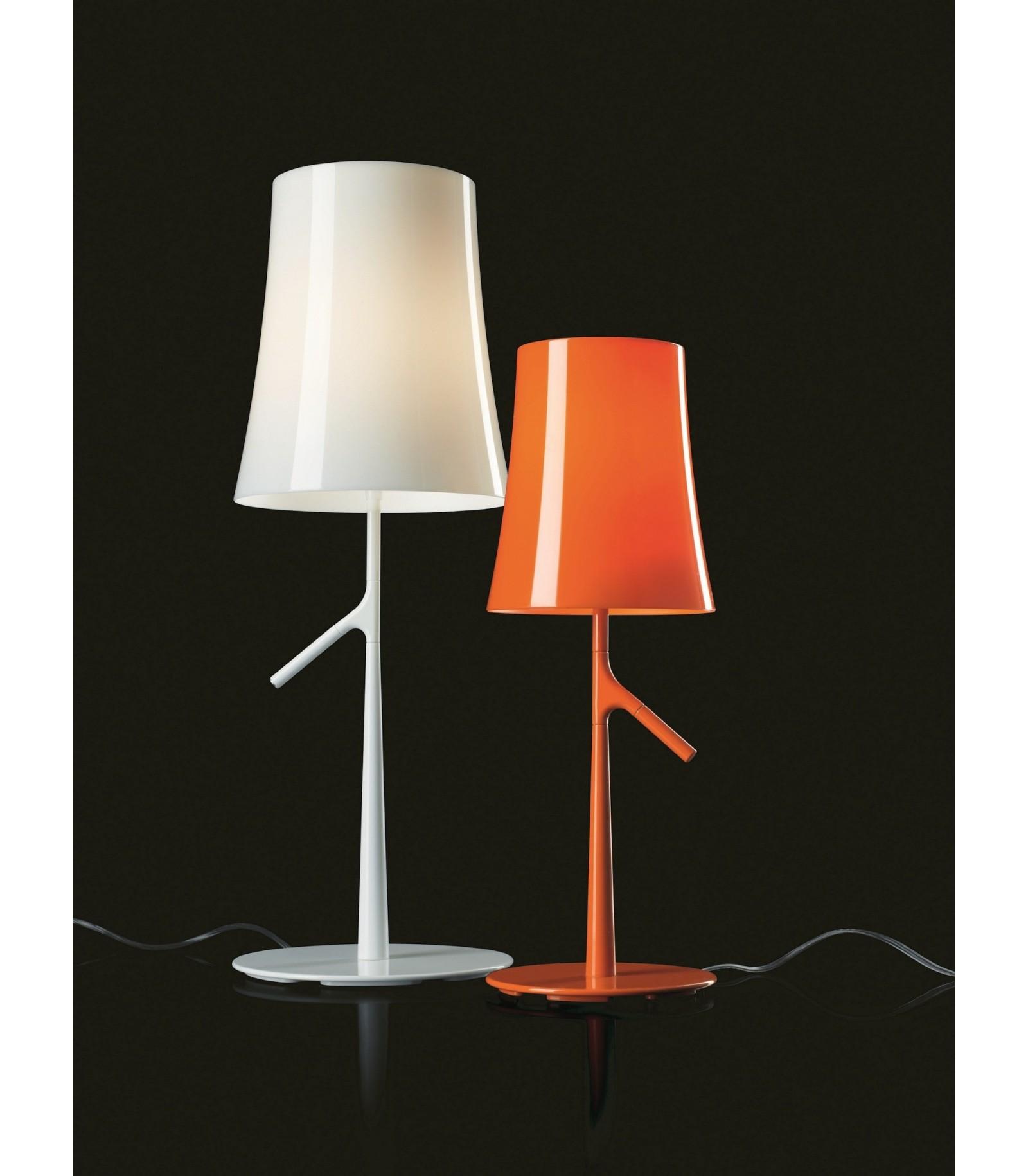 Lampada Birdie Foscarini.Lampada Da Tavolo Birdie Foscarini