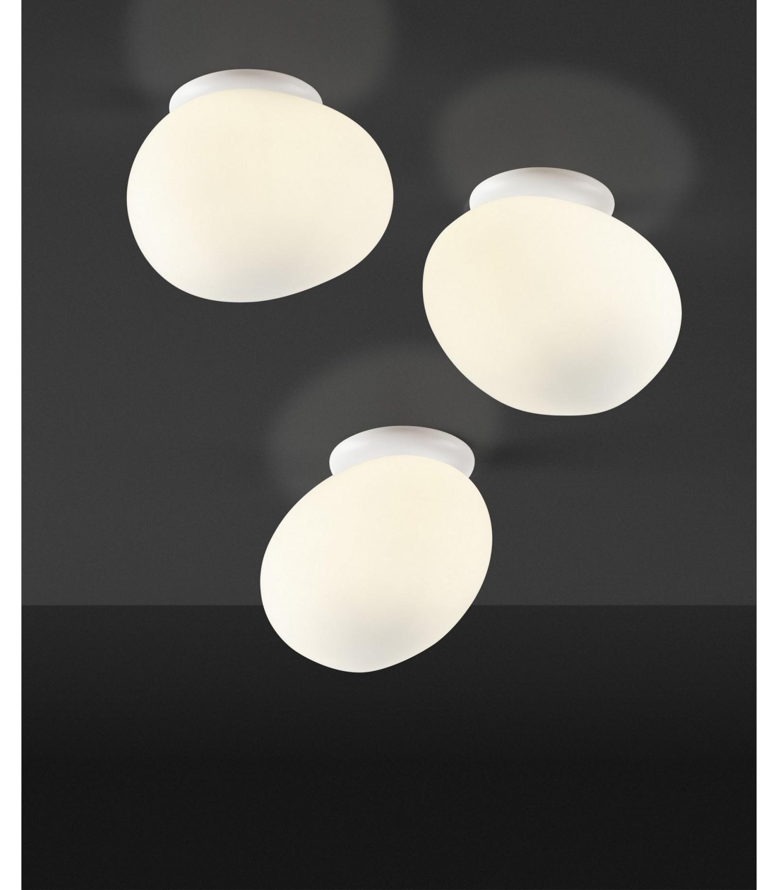 Lampada a soffitto gregg foscarini for Lampade a soffitto
