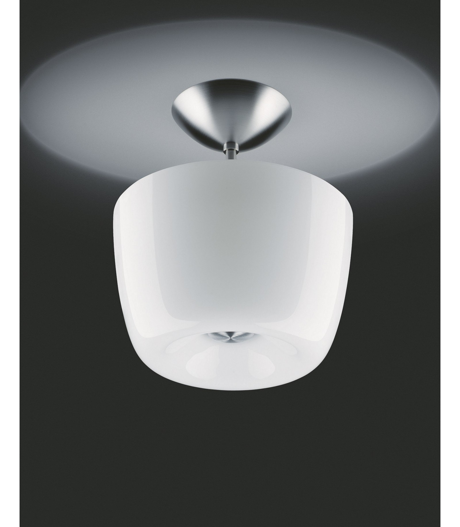 lampada a soffitto lumiere 05 foscarini