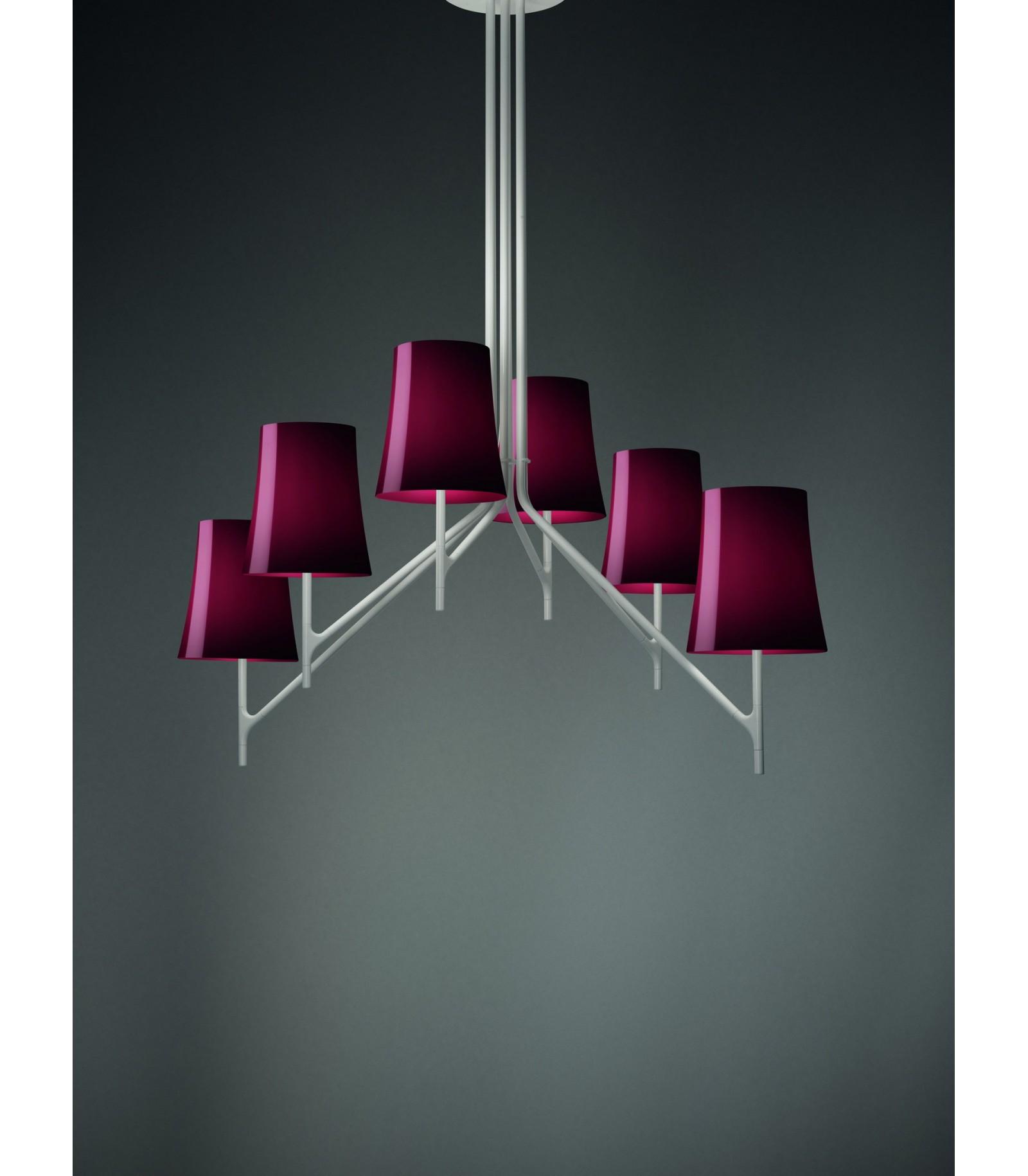 Foscarini birdie lampada sospensione rivenditore for Lampade a soffitto