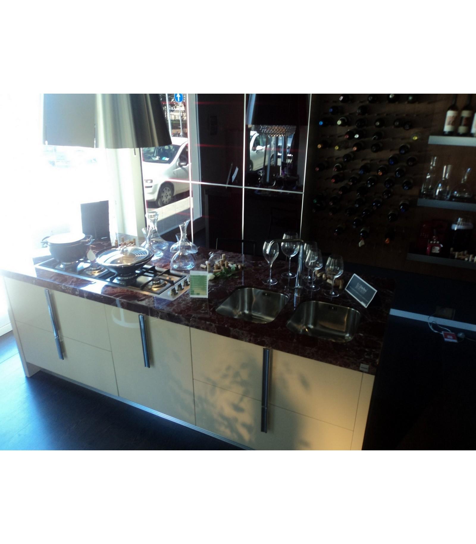 Cucina Barrique Ernestomeda - outlet cucine - Mariotti Casa