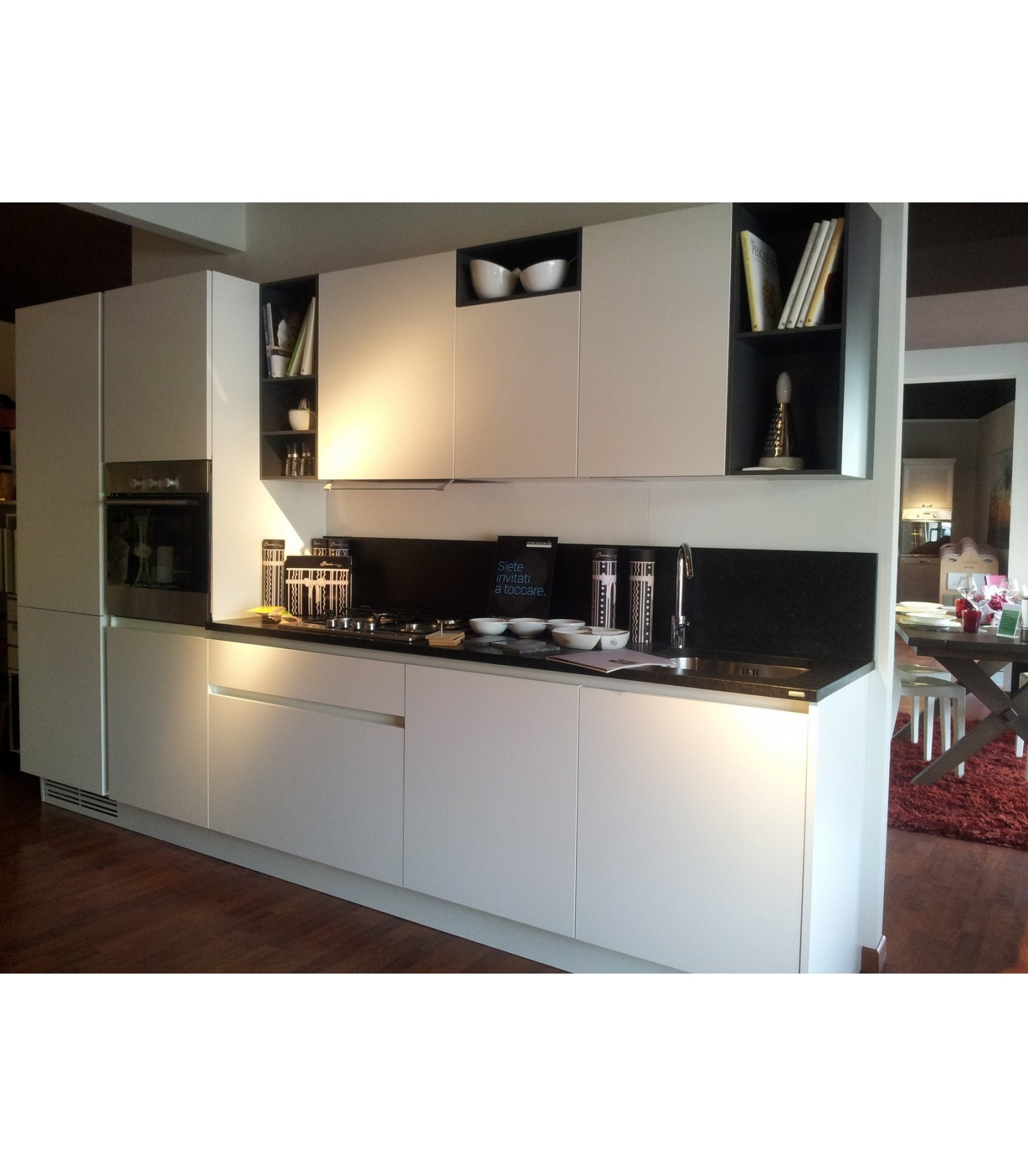 Cucina one ernestomeda outlet cucine mariotti casa for Cucine shop on line
