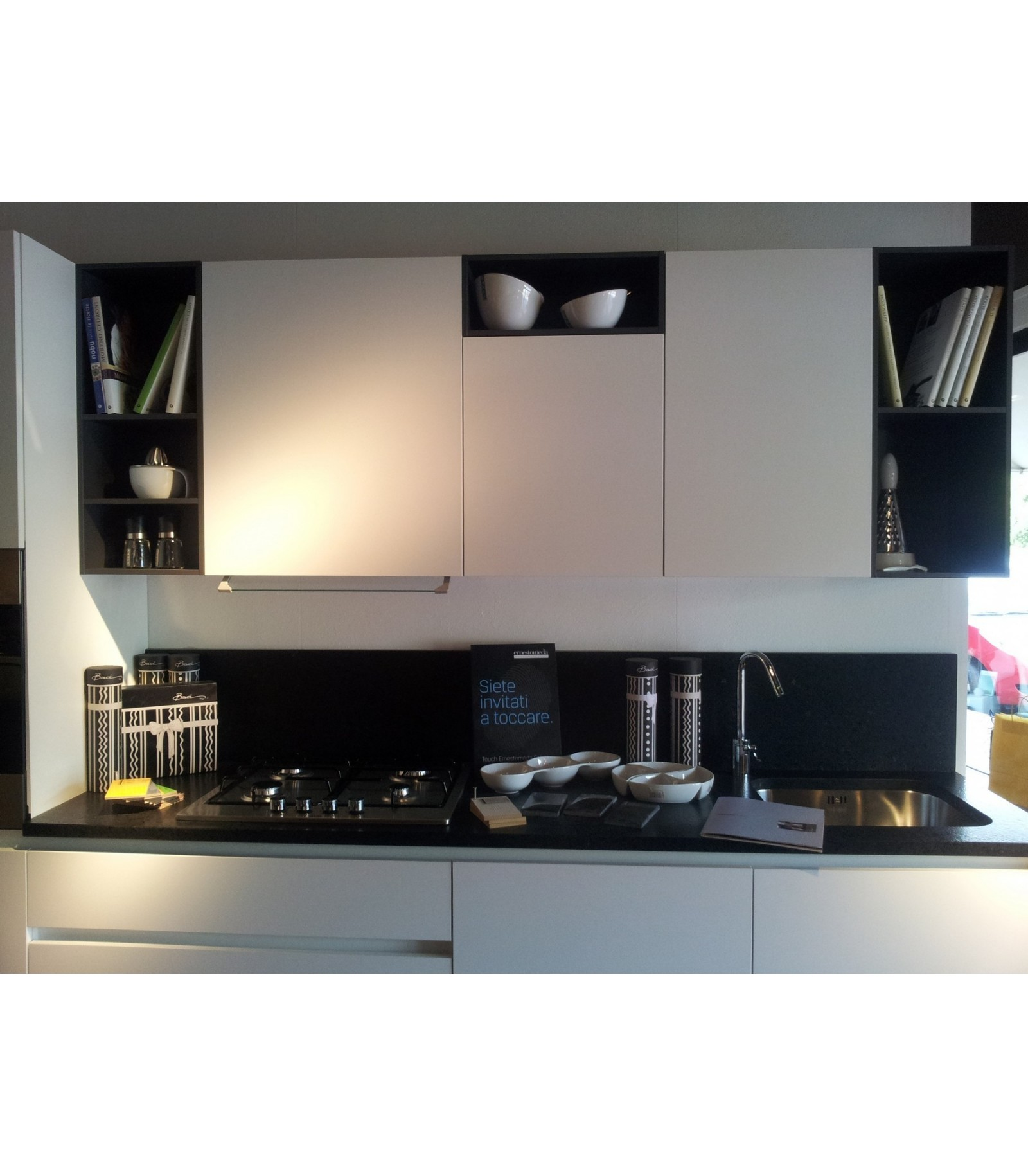 Cucina one ernestomeda outlet cucine mariotti casa for Cucine on line outlet