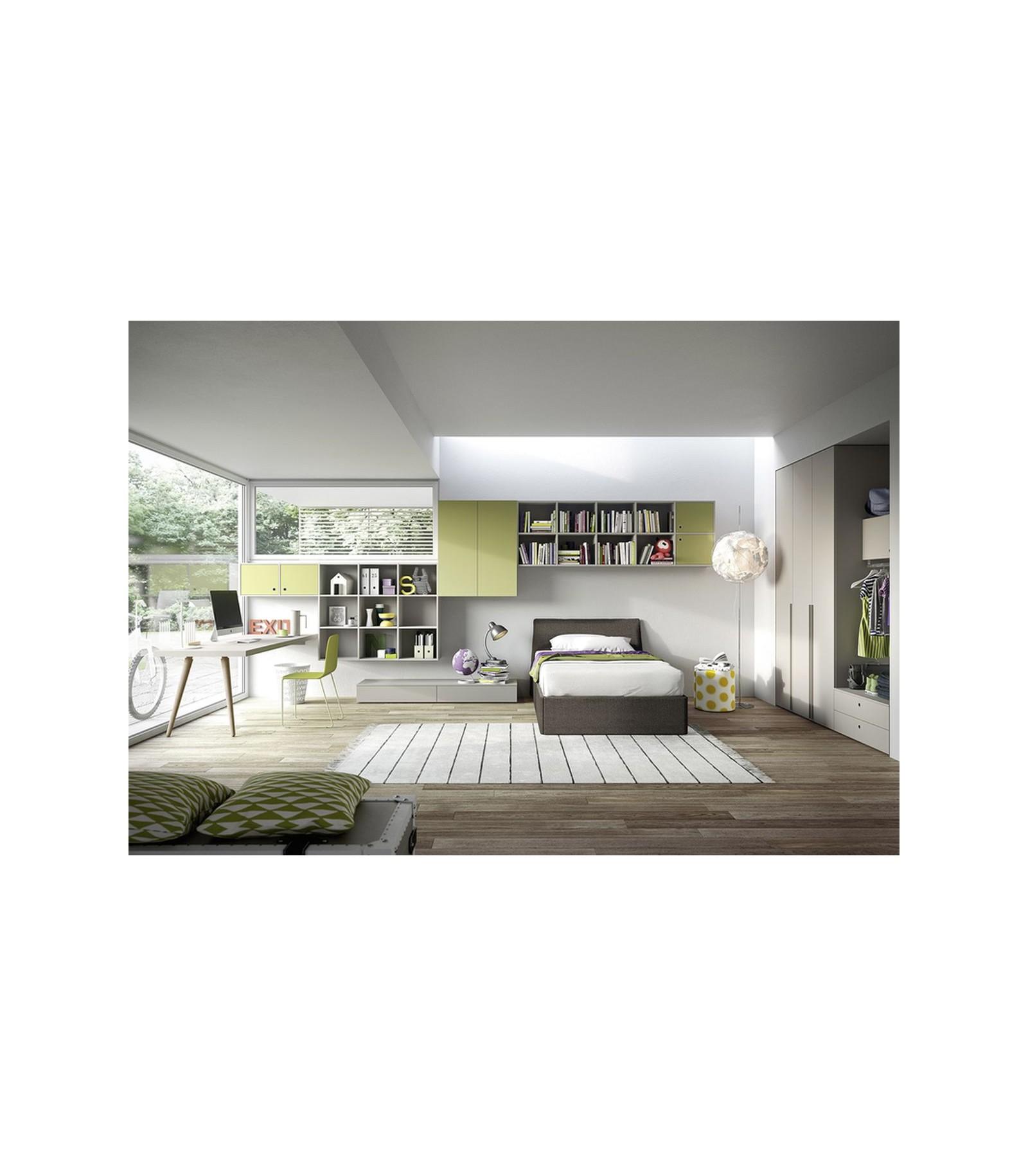 Progettare la cameretta casa with progettare stanza for Progettare la cameretta