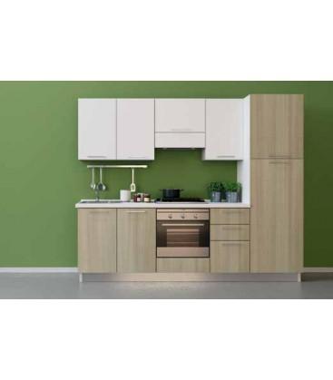 Cucina 08 - Lunghezza 255 cm