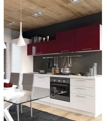 Cucina 04 lunghezza 300 cm mariotti casa - Lunghezza cucina ...