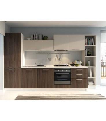 Cucina 04A - Lunghezza da 330 cm a 360 cm