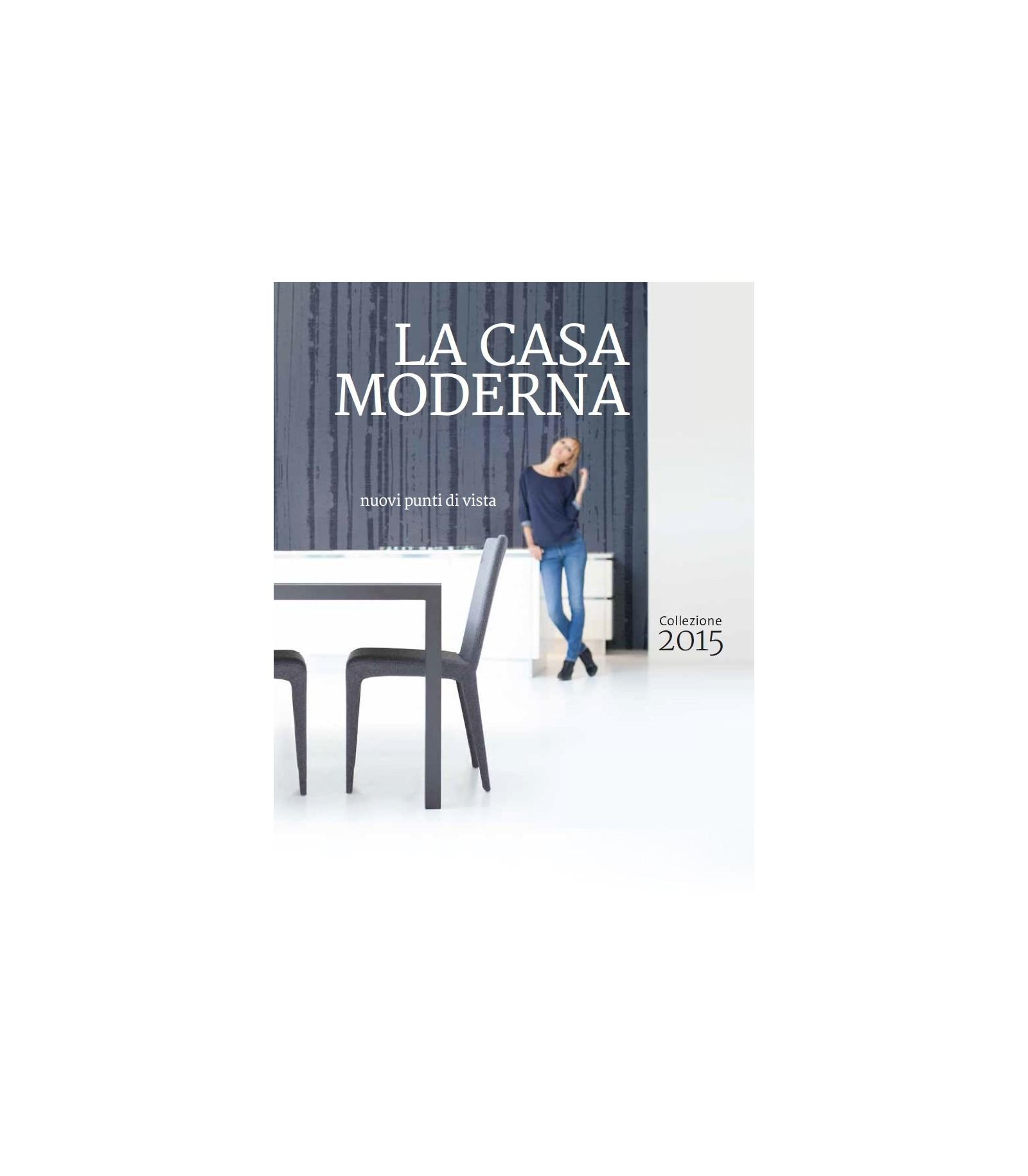 La casa moderna catalogo 2015 for Moderna catalogo