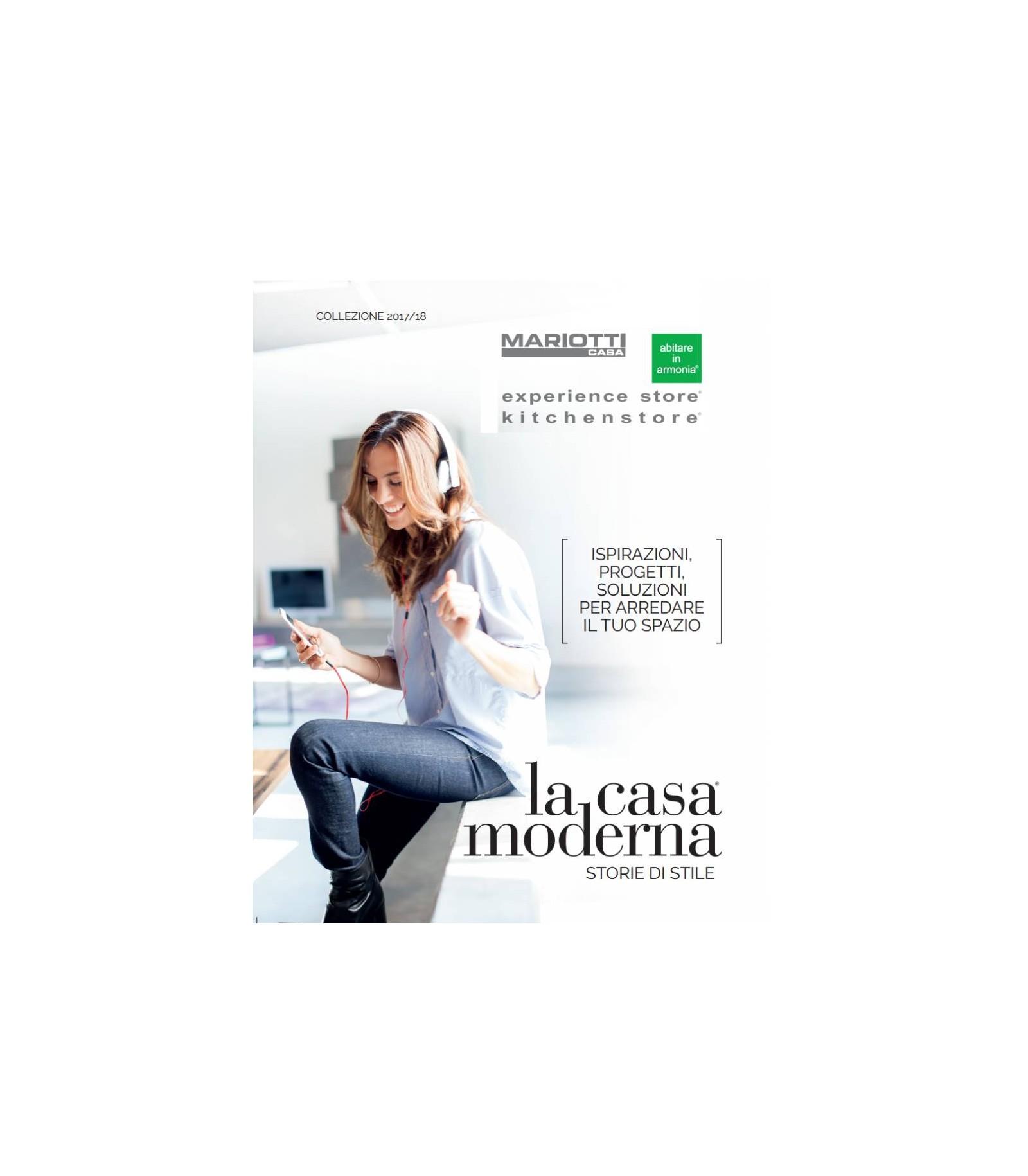 La casa moderna catalogo 2017 for Moderna catalogo