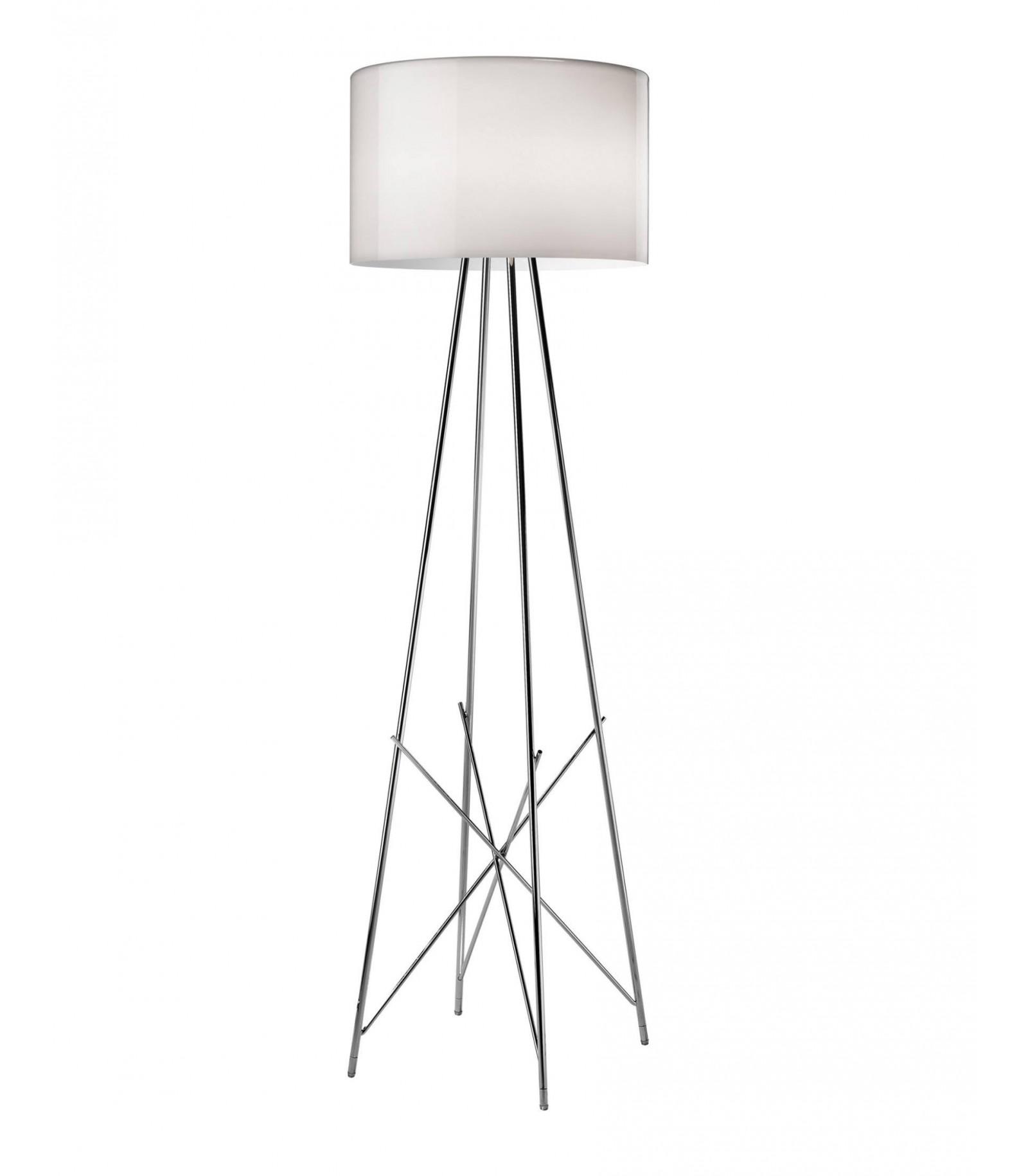 lampada da terra ray f1 di flos. Black Bedroom Furniture Sets. Home Design Ideas
