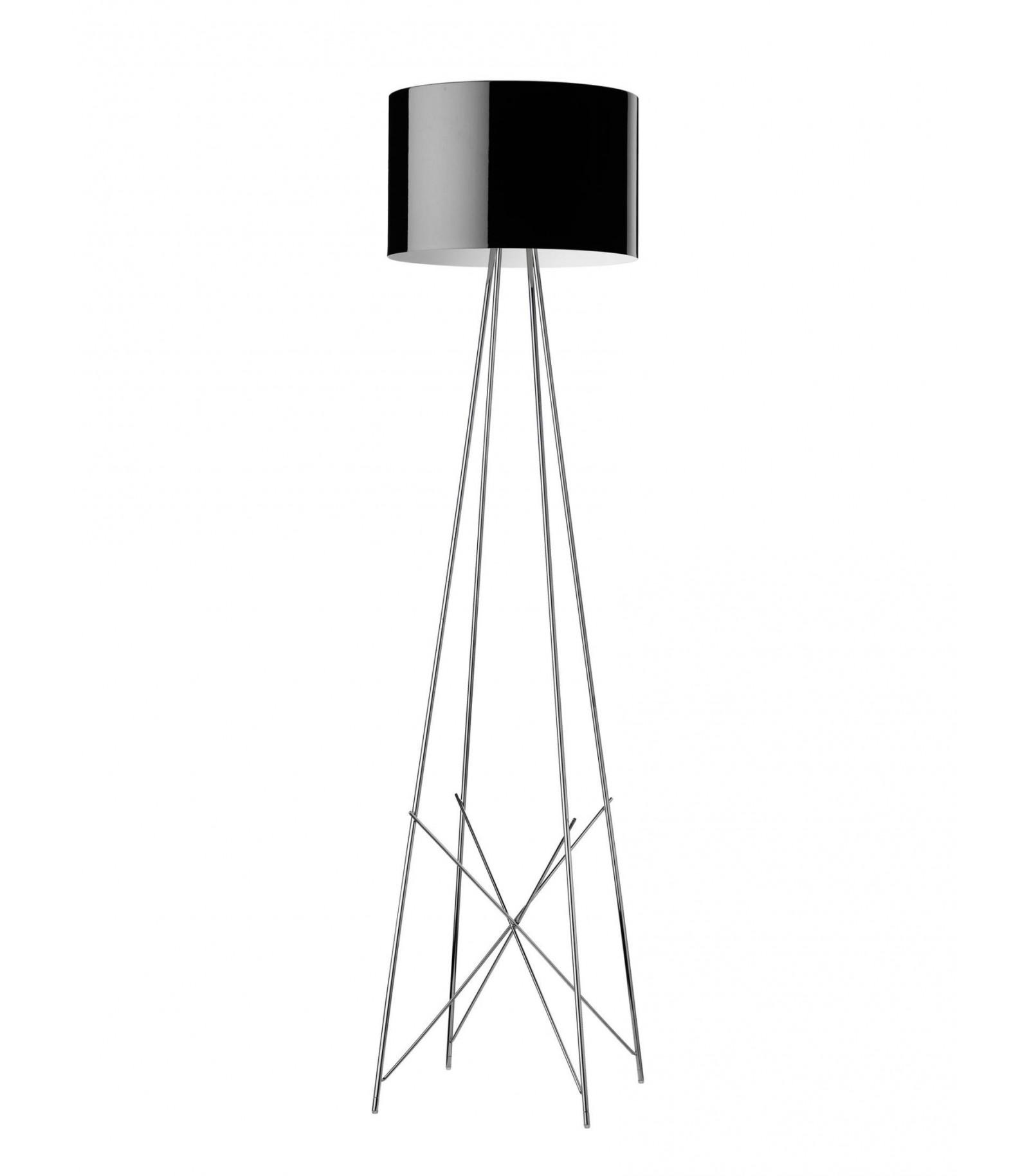 Lampada da terra ray f2 di flos for Lampada a terra flos