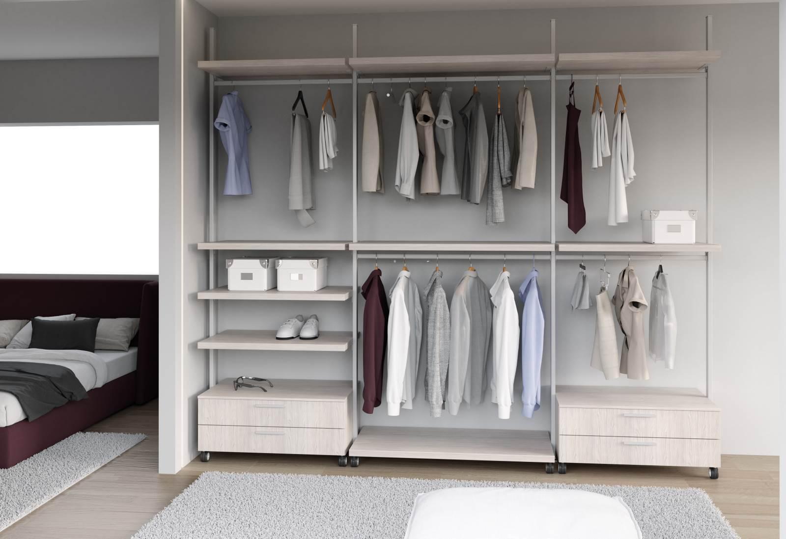Ikea cabina armadio su misura cabine armadio su misura - Cabine armadio idee ...