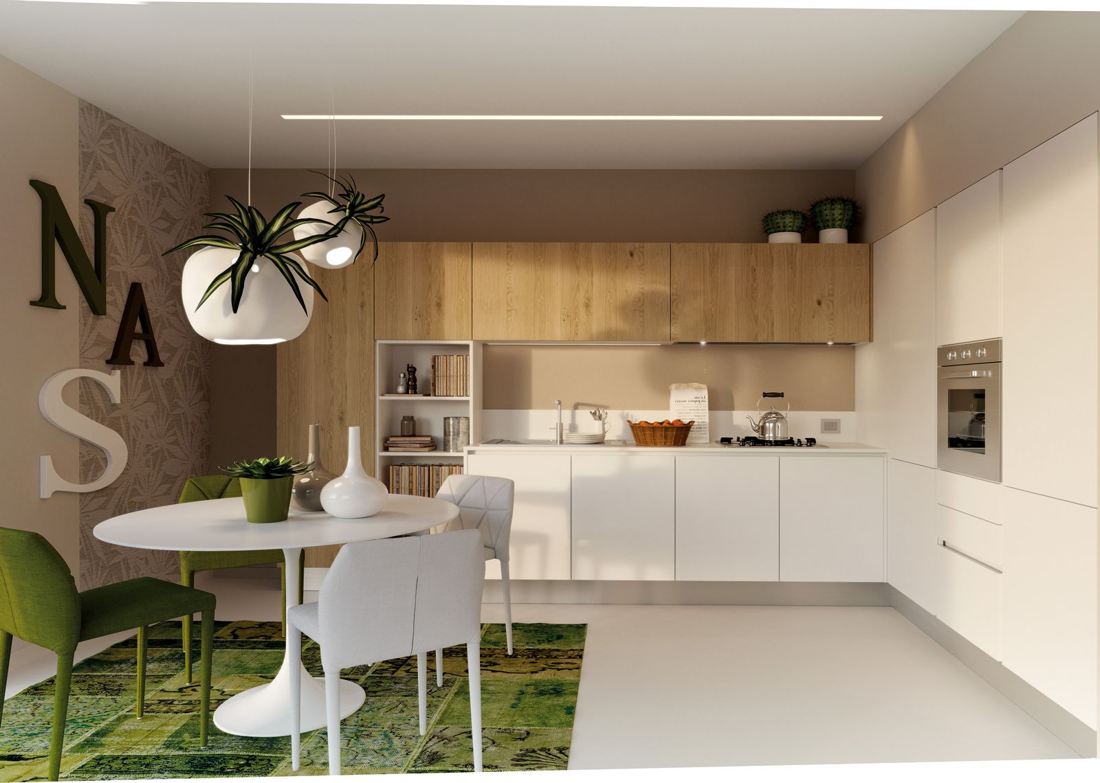 Beautiful Piccole Cucine Ad Angolo Ideas - Ideas & Design 2017 ...