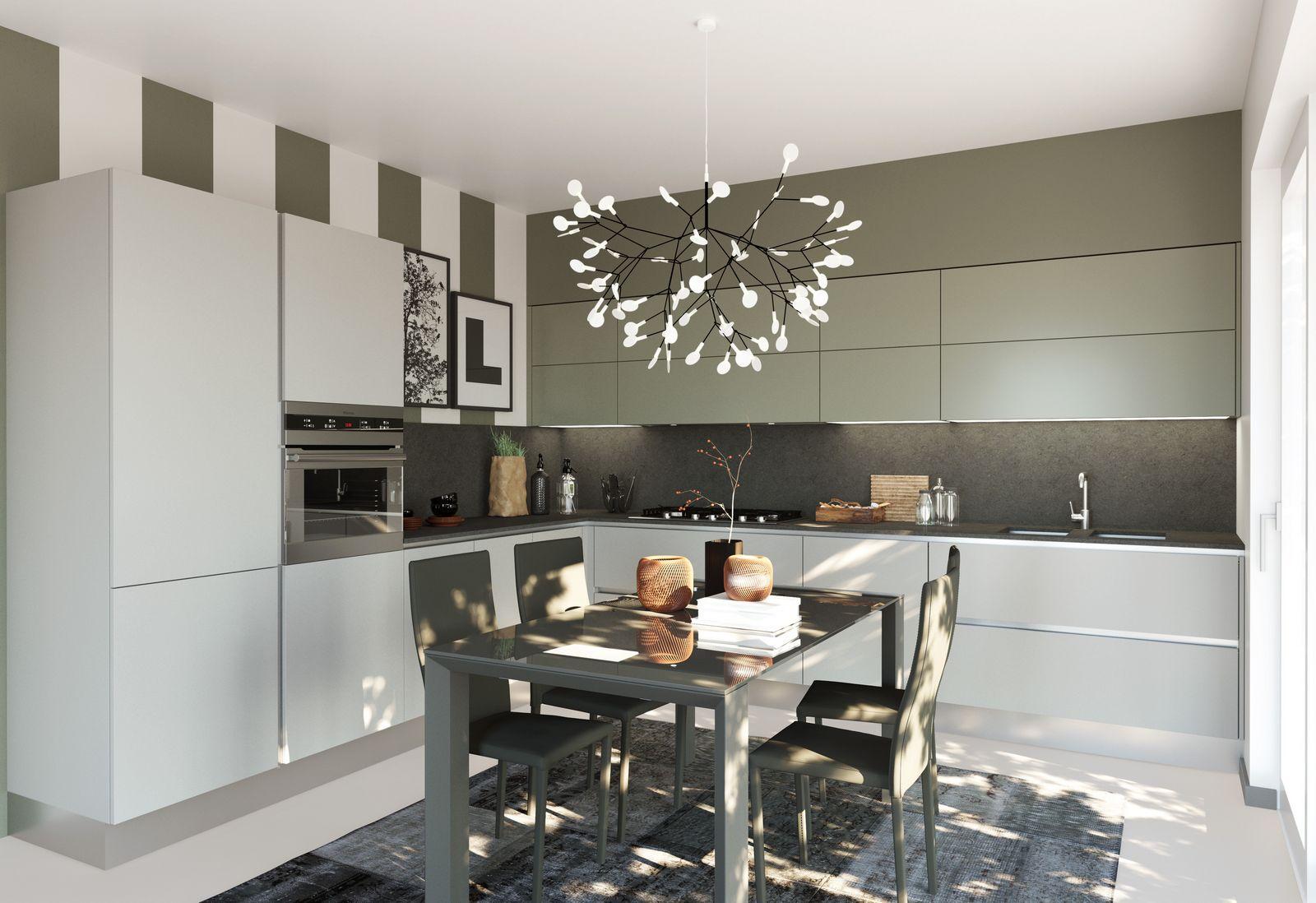 Stunning Cucine Angolari Piccole Dimensioni Pictures - Ideas ...