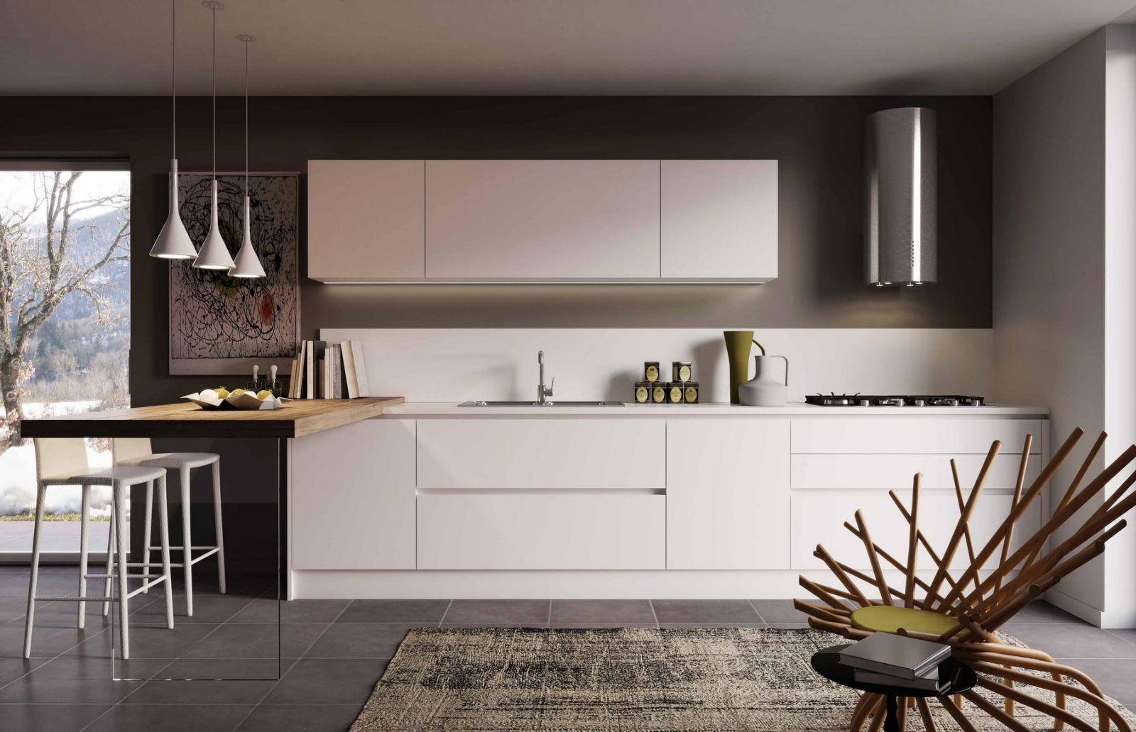Le cucine collezione la casa moderna mariotti casa for La casa moderna