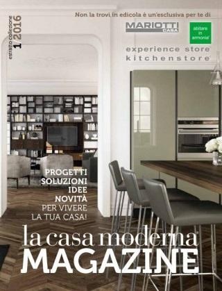 catalogo la casa moderna magazine 2016