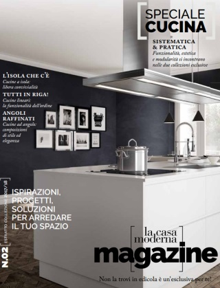 catalogo la casa moderna magazine 2017