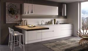cucine la casa moderna