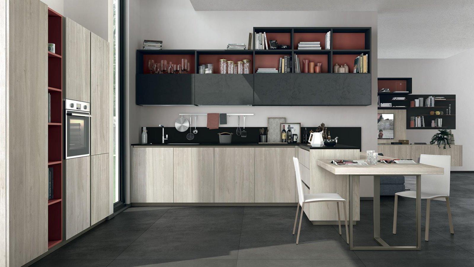 Cucine lube mariotti casa for Lube immagina