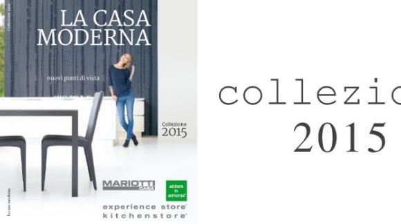 La Casa Moderna - Catalogo - Collezione 2015