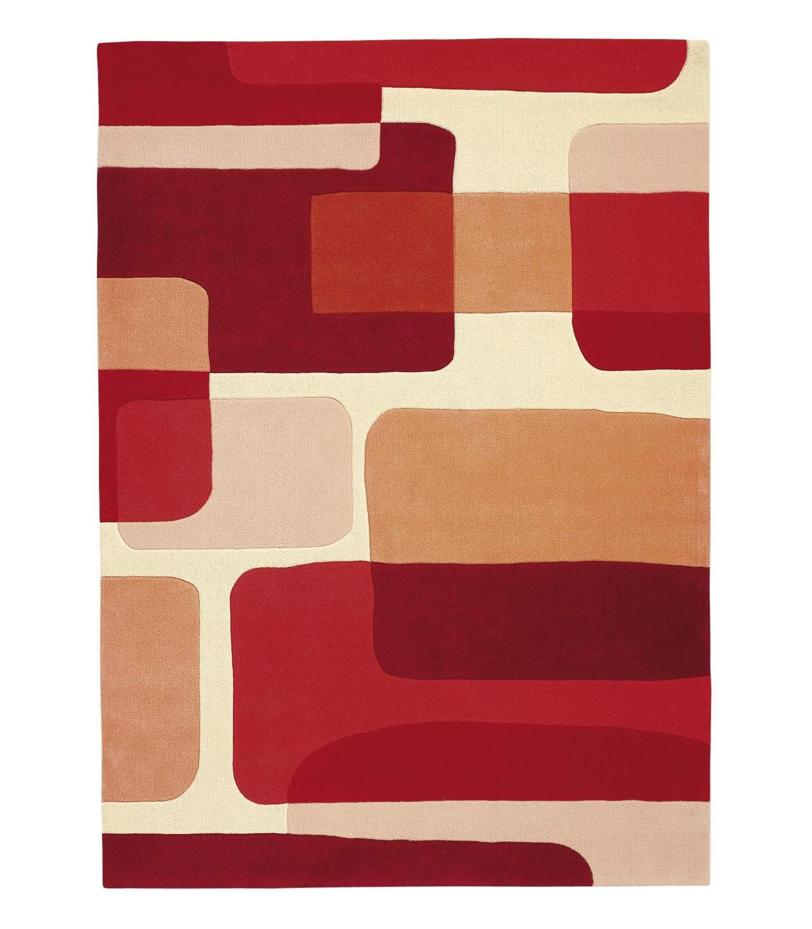 tappeto moderno sirecom pop art 135-28