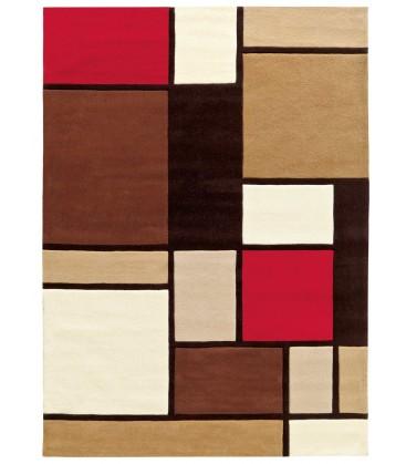 Tappeto Coloured Cubes 3089-37 Arte Design