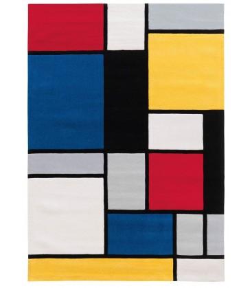 Tappeto Coloured Cubes 3089-73 Arte Design