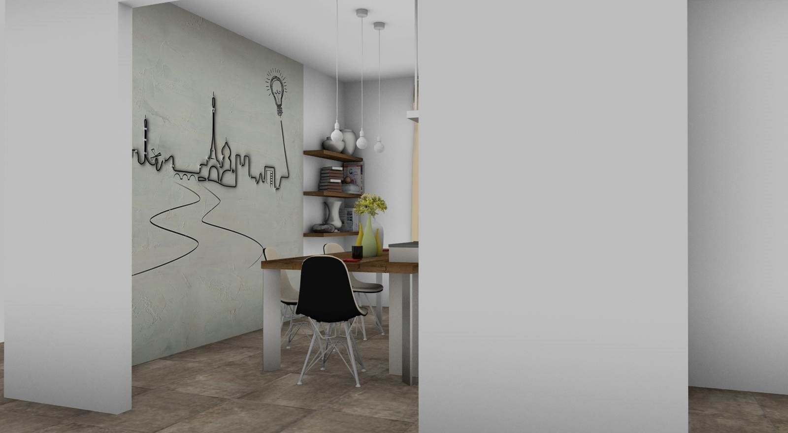 cucina Sistematica rendering 2